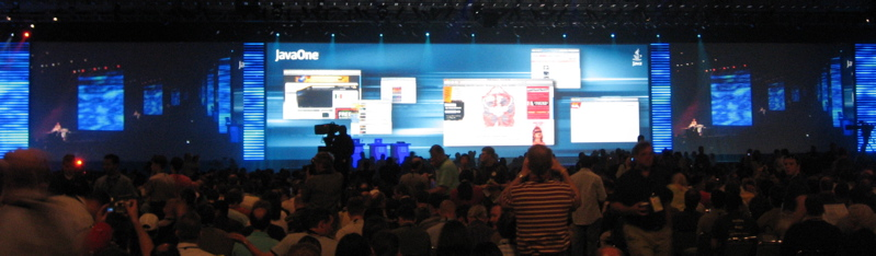 JavaOne 2007 Keynote