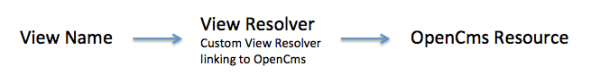 View resolver workflow