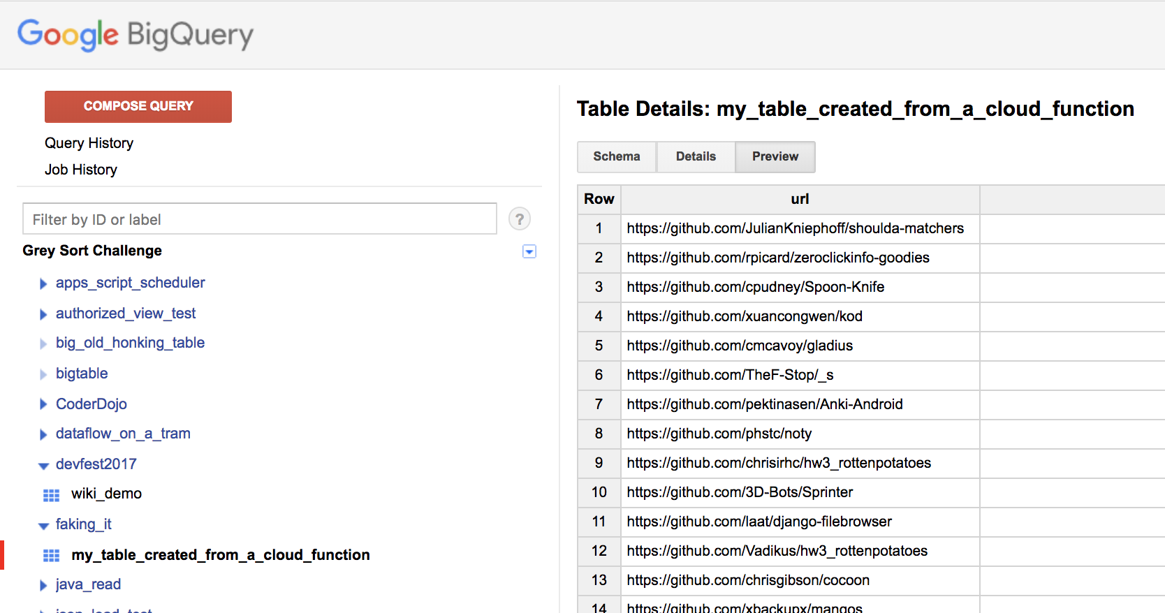 Scheduling BigQuery jobs: this time using Cloud Storage