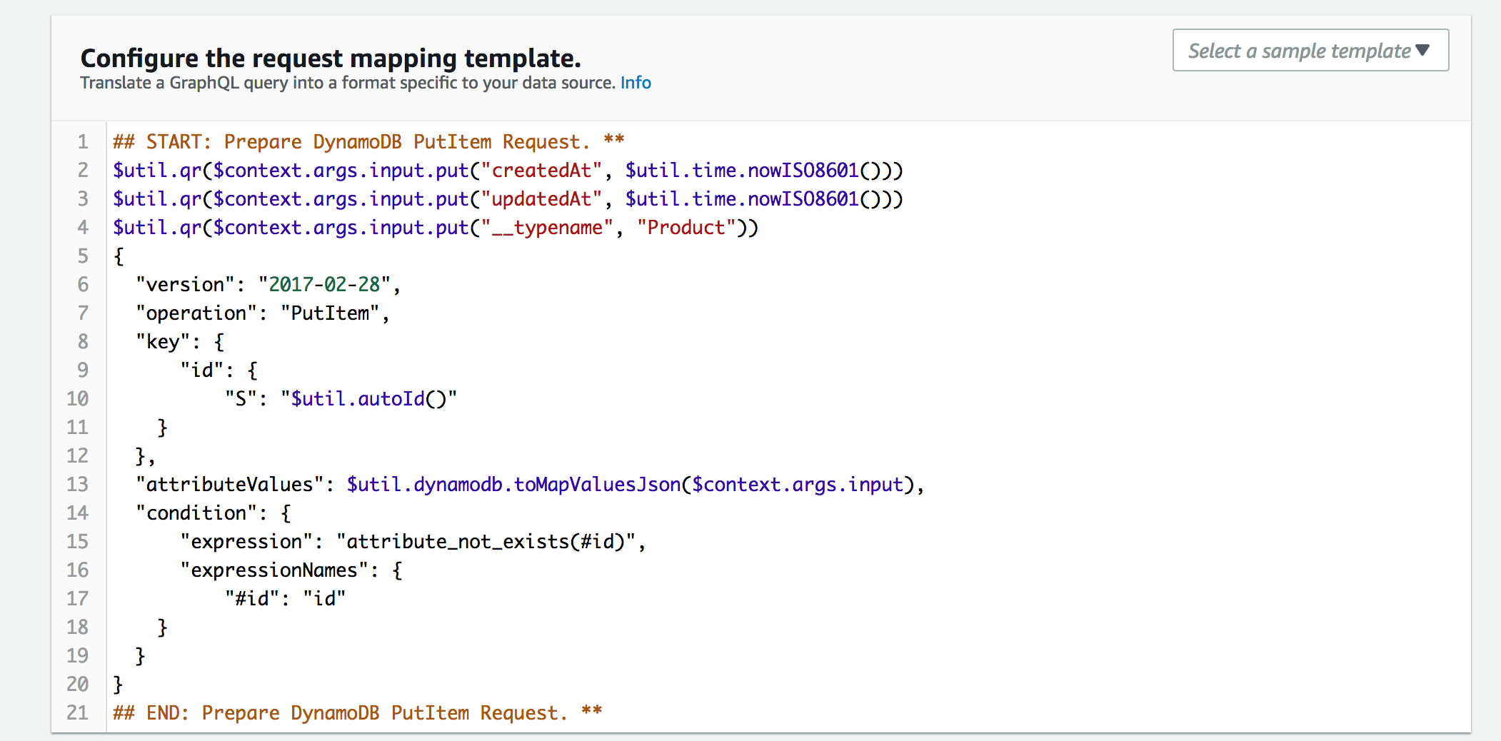 Efficient AppSync backend API development for mobile/Web app